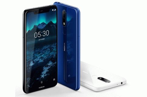 โนเกีย Nokia 5.1 Plus