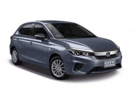 ฮอนด้า Honda-City Hacthback S+-ปี 2020