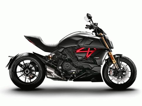 ดูคาติ Ducati Diavel 1260S ปี 2019