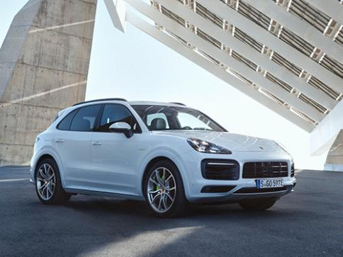 ปอร์เช่ Porsche Cayenne E-Hybrid ปี 2018