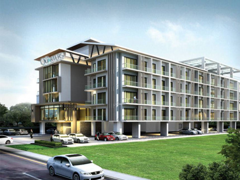 คลับ ควอเตอร์ส คอนโดมิเนียม บางเสร่ (Clunb Quarters Condominium Bangsaray)