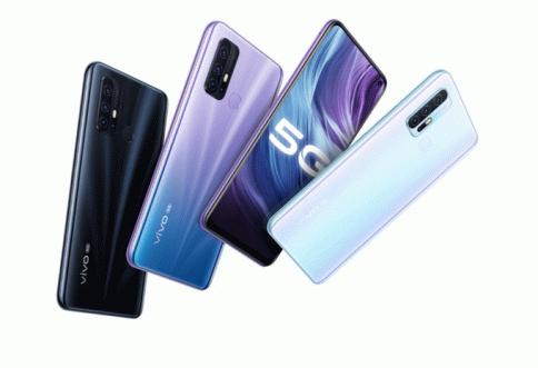 รูป วีโว่ Vivo Z6 5G