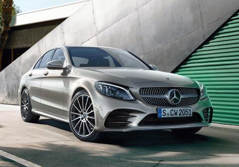 เมอร์เซเดส-เบนซ์ Mercedes-benz-AMG C 43 4MATIC (CKD)-ปี 2019