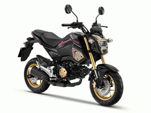 ฮอนด้า Honda MSX125 SF ABS MY20 ปี 2020