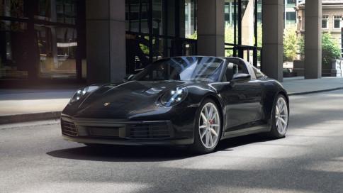 ปอร์เช่ Porsche-911 Targa 4S-ปี 2019