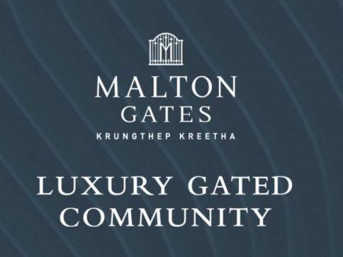 มอลตัน เกตส์ กรุงเทพกรีฑา (Malton Gates Krungthep Kreetha)
