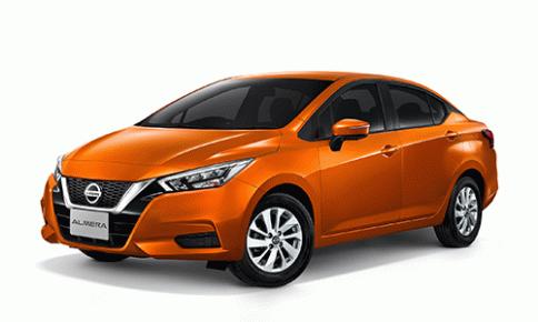 นิสสัน Nissan Almera V ปี 2021