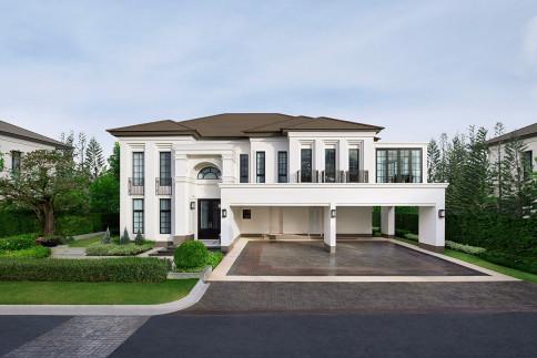 บ้านแสนสิริ พัฒนาการ (Baan Sansiri Pattanakarn)