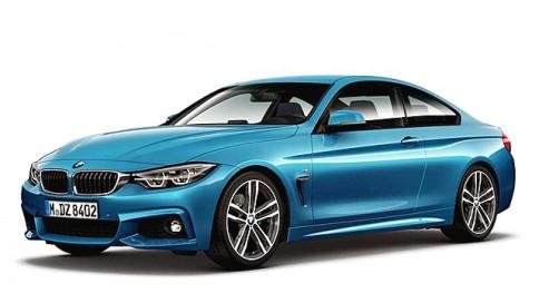 บีเอ็มดับเบิลยู BMW-Series 4 430i Coupe M Sport-ปี 2017