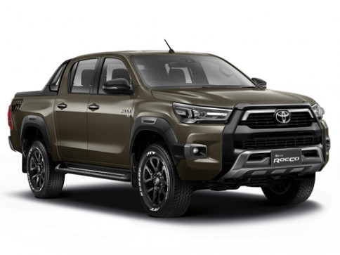 โตโยต้า Toyota Revo Double Cab 4x4 2.8 Rocco AT MY2020 ปี 2020