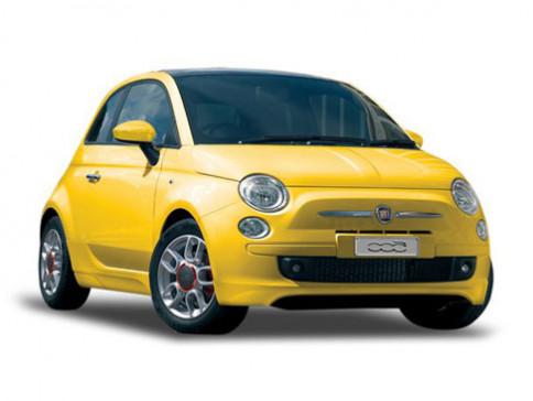 เฟียต Fiat 500 Sport Premium ปี 2010