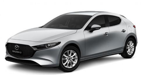 มาสด้า Mazda-3 2.0 C FASTBACK 2019-ปี 2019