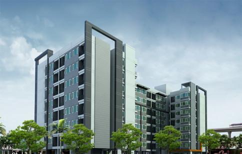 สัมมากร เอสเก้า คอนโดมิเนียม (Summakorn S9 Condominium)