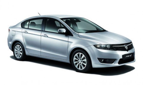 โปรตอน Proton-Preve Premium CVT CFE-ปี 2012