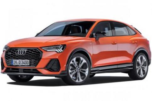อาวดี้ Audi Q3 Sportback 35 TFSI S Line ปี 2019