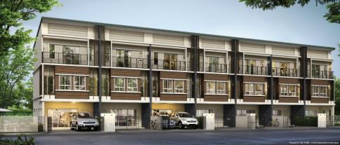 วิลเลต ซิตี้ พัฒนาการ (Villette City Pattanakarn 38)