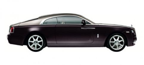 โรลส์-รอยซ์ Rolls-Royce Wraith Standard ปี 2013