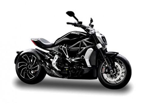 ดูคาติ Ducati Diavel XDiavel S ปี 2016