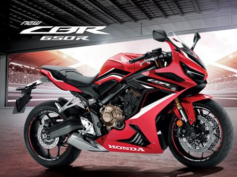 ฮอนด้า Honda CBR 650R MY21 ปี 2021