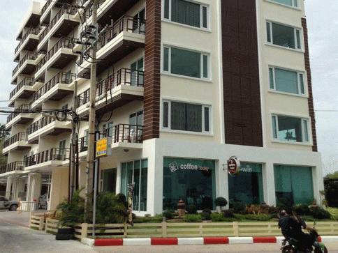 วรัญญา เอ็กซ์เซ็คคิวทีฟ คอนโดมิเนีย (Warunya Executive Condominium)