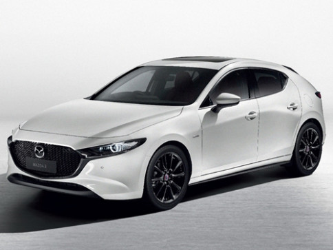 มาสด้า Mazda 3 Sports 100th Anniversary Edition ปี 2020