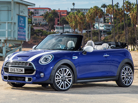 มินิ Mini Convertible Cooper MY18 ปี 2018