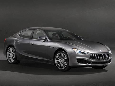 มาเซราติ Maserati-Ghibli Diesel MY2018-ปี 2018