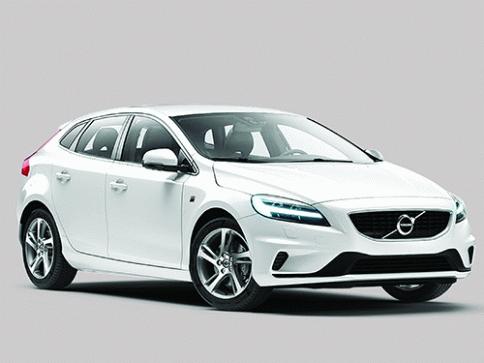 รูป วอลโว่ Volvo-V40 T4 Dynamice Edition-ปี 2018