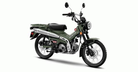 ฮอนด้า Honda CT125 MY2021 ปี 2021