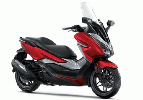 ฮอนด้า Honda Forza 300 ปี 2019