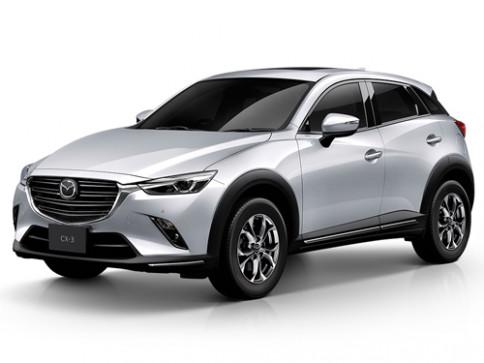 มาสด้า Mazda CX-3 2.0 COMFORT MY2021 ปี 2021