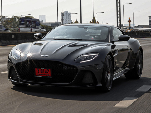แอสตัน มาร์ติน Aston Martin DBS Superleggera Coupe ปี 2021