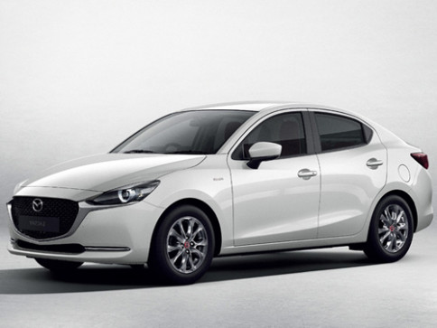 มาสด้า Mazda 2 100th Anniversary Edition ปี 2020