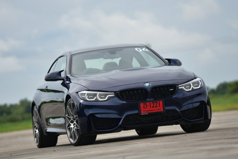 บีเอ็มดับเบิลยู BMW M4 Competition ปี 2020