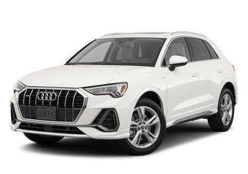 อาวดี้ Audi Q3 35 TFSI S line ปี 2019