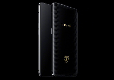 ออปโป OPPO FindX Automobili Lamborghini Edition