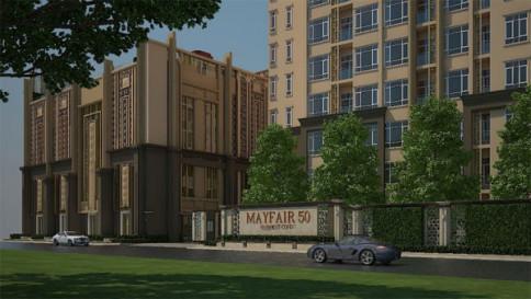 เมย์แฟร์ เพลส สุขุมวิท 50 (Mayfair Place Sukhumvit 50)