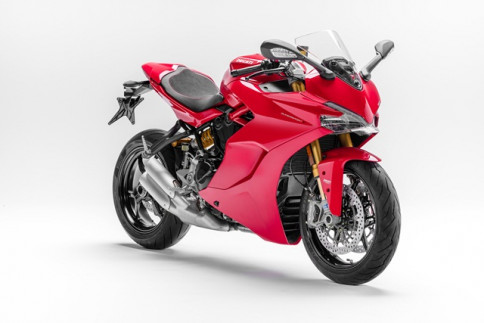 ดูคาติ Ducati-SuperSport S-ปี 2017