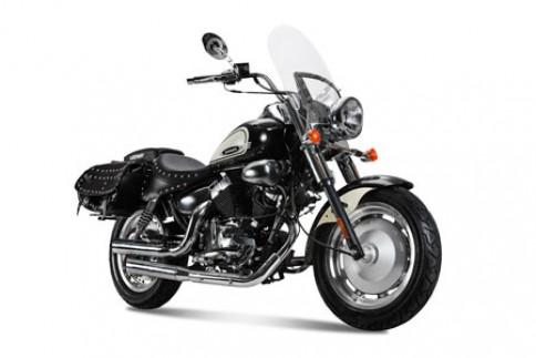 คีย์เวย์ Keeway-Dorado 250 (Standard)-ปี 2012
