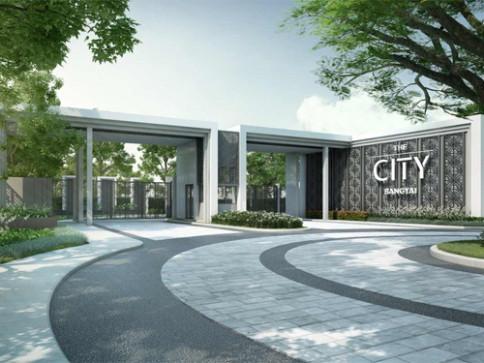 เดอะ ซิตี้ บางใหญ่ (The City Bangyai)