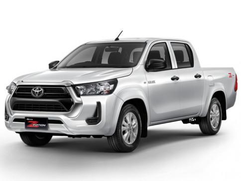 โตโยต้า Toyota Revo Double Cab Z-Edition 4x2 2.4 Entry AT MY2021 ปี 2021