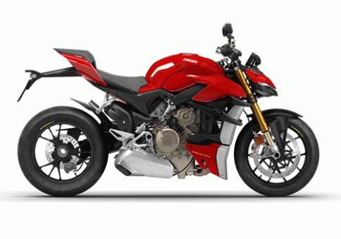 ดูคาติ Ducati Streetfighter V4S ปี 2019