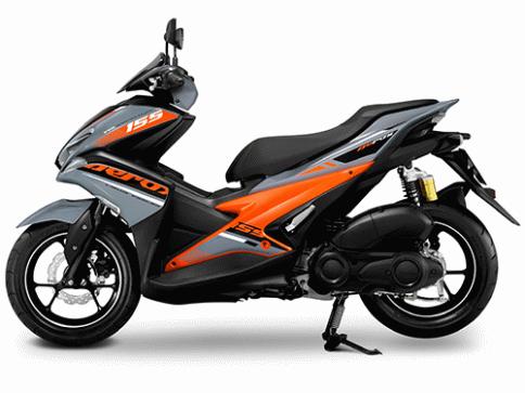 ยามาฮ่า Yamaha Aerox 155 R Version MY19 ปี 2019