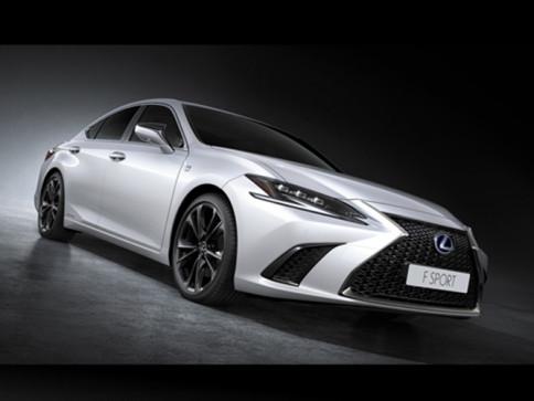 เลกซัส Lexus ES 300h F Sport ปี 2021
