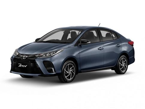 โตโยต้า Toyota Yaris ATIV Sport MY2021 ปี 2021
