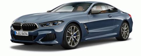 รูป บีเอ็มดับเบิลยู BMW-M8 850i xDrive Coupe-ปี 2018