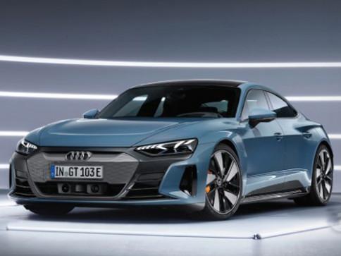 อาวดี้ Audi e-tron GT quattro ปี 2021