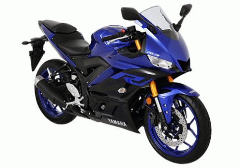 ยามาฮ่า Yamaha YZF-R3 MY2018 ปี 2019