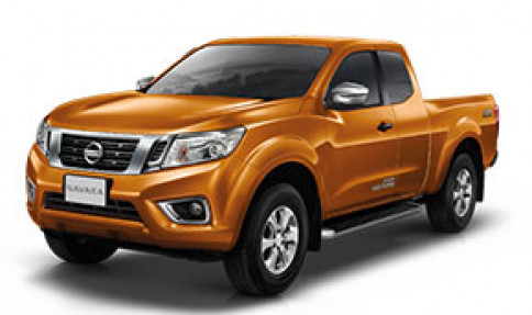 นิสสัน Nissan-Navara King Cab Calibre EL 6MT 18MY-ปี 2018