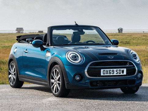มินิ Mini-Convertible Sidewalk Edition-ปี 2020